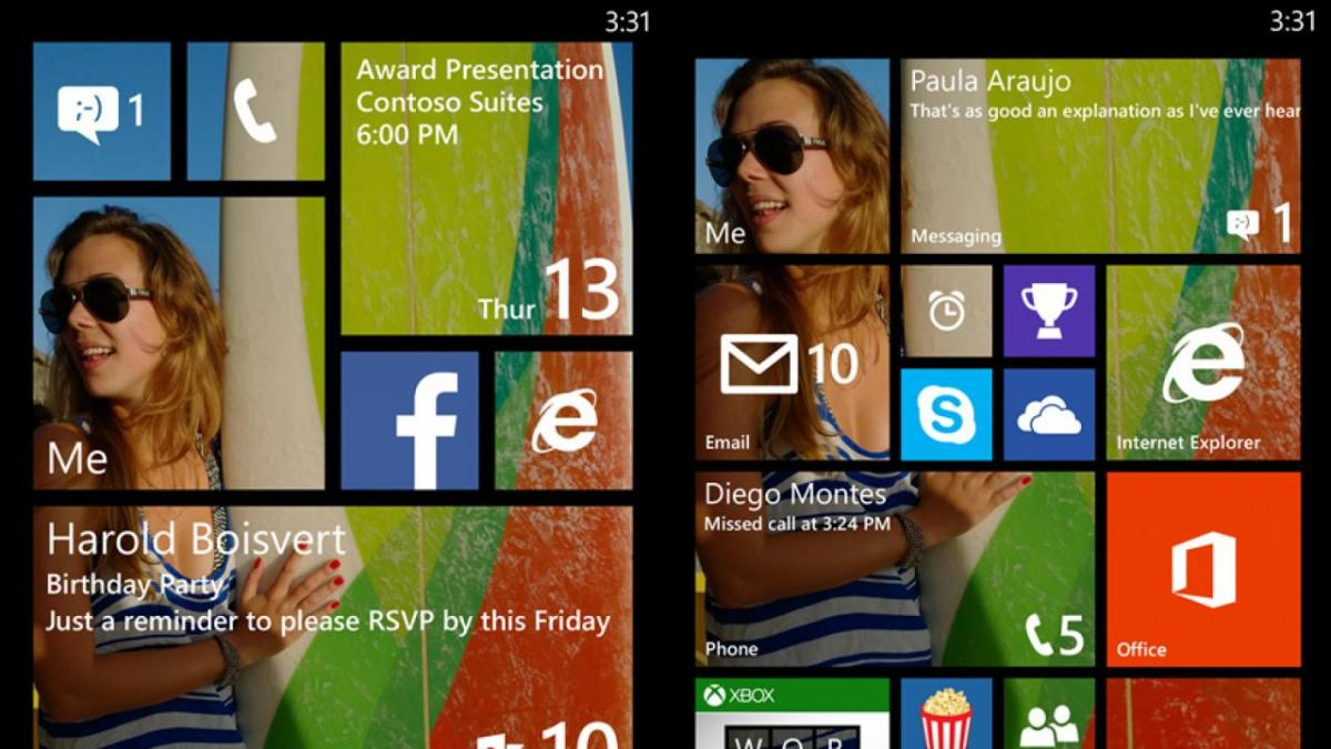 Windows Phone 8.1 GDR1 está muy cerca