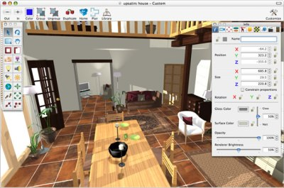 Interiors - Features | Create realistic Interiors & Animations, home design made easy ...