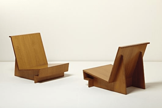 Superbe Plywood Chairs
