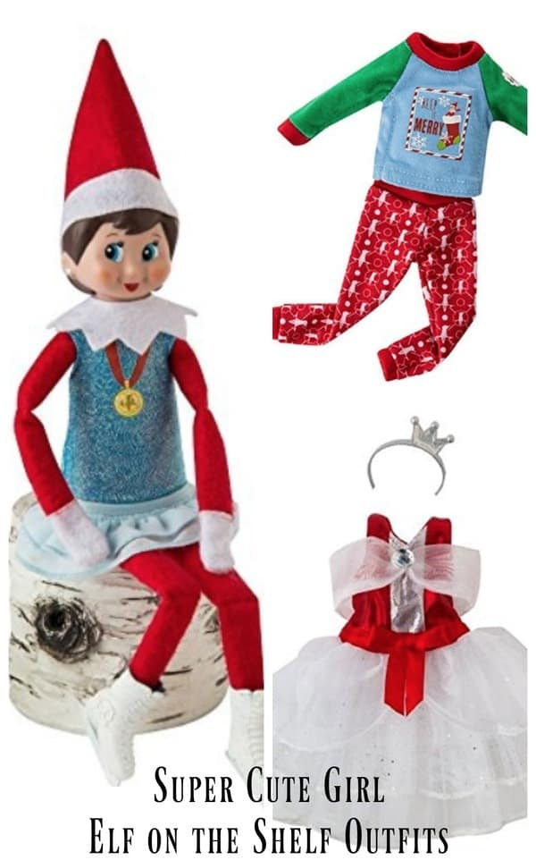 Large Of Elf On The Shelf Girl