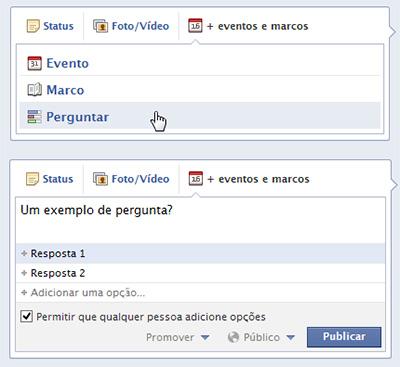 facebook enquete aplicativo fazendo perguntas Aprenda como fazer enquetes no Facebook