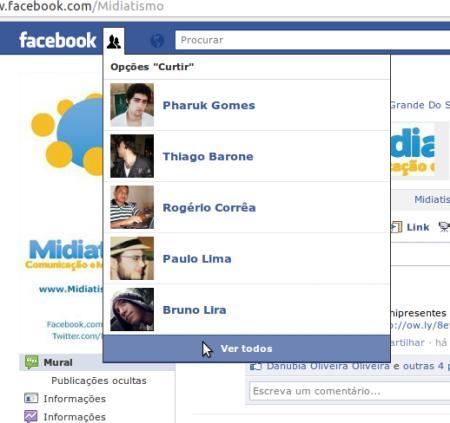 popup facebook fas fan page Como visualizar todos os fãs (pessoas ou páginas) da sua fan page no Facebook?