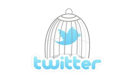 twitter preso censura Tem início a censura ao Twitter no Brasil