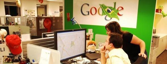 O Google, por exemplo, já tem escritório aqui faz bastante tempo.
