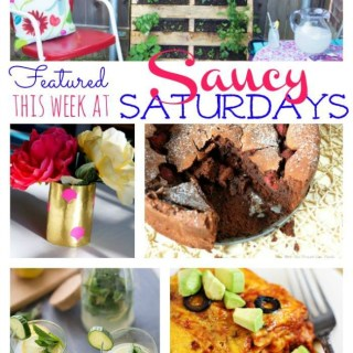 Features from Saucy Saturdays blog hop guests