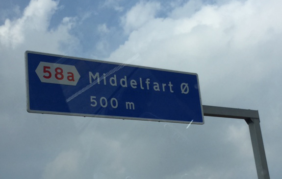 Midlife Sentences | Americans interpret European Road Signs