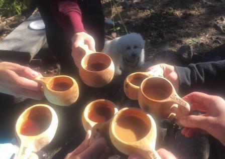 Midlife Sentence | Nature Walk and Juniper Mugs