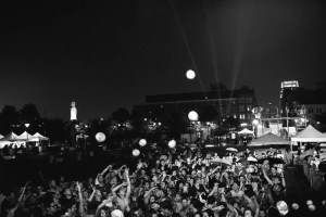 Live on the Green // All Them Witches, The Features and Capital Cities (Photos)