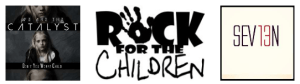 "INTERNATIONAL CELEBRITIES RALLY BEHIND ""INCREDIBLE""CHARITY ROCK RELEASE"