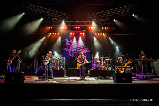 The Doobie Brothers at Fontanel May 8 2015