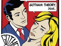 Gotham Theory Came To Rock Your Socks Off