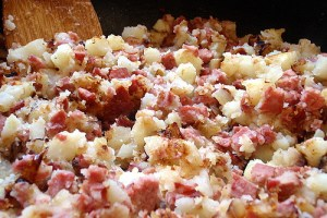 Cooking With Davena: Corned Beef Hash