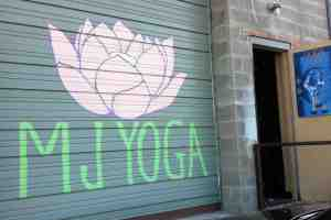 Montgomery's a Yoga Town