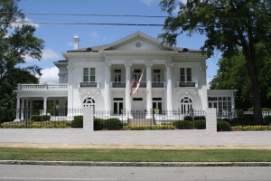 New Legislation Protects Governor's Mansion