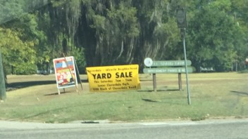 Yard Sale Preview