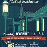 Flickering Beauty: Cottage Hill Candlelight Home Tour
