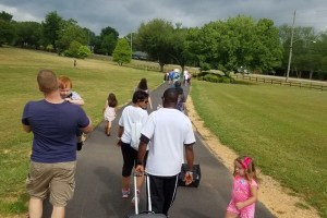 Walk A Mile In My Shoes: Foster Care Awareness
