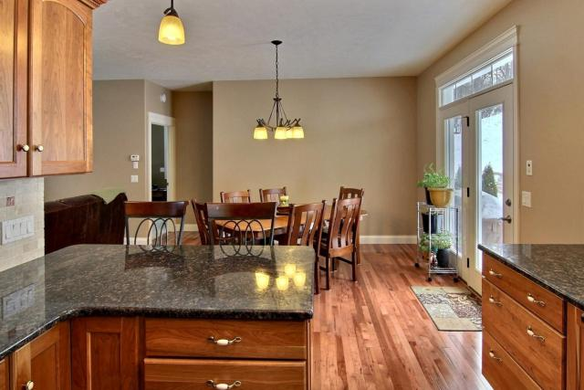 Dining Room from Kitchen, 116 FWH