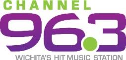 96.3 logo