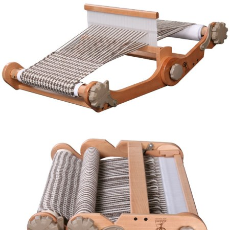 Ashford Knitter's Loom, open and folded