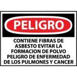 Asbesto peligro
