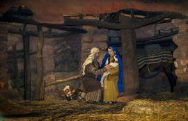 Belén navidad salud nacimiento