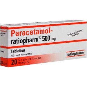 Paracetamol medicamentos analgésicos reacciones adversas hígado dolor