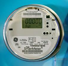 Smart meters contador agua gas electricidad consumo salud