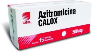 Azitromicina medicamento antibiótico corazón cardiaco reacciones adversas efectos secundarios