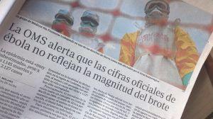 OMS ébola vacuna fármaco