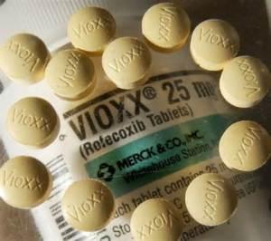 Vioxx artritis
