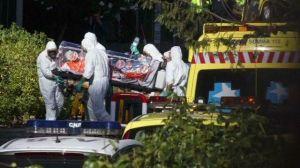 Ébola España madrid