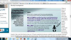 fundación bill gates vacuna papiloma