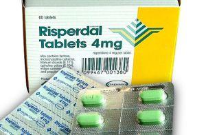 Risperdal antipsicótico neuroléptico