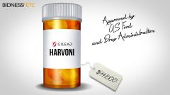 Harvoni, gilead, hepatitis
