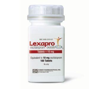 Lexapro antidepresivo escitalopram
