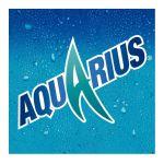 Aquarius coca-cola