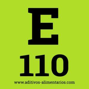 aditivo-e110