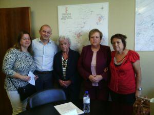 Las Enfermas del Agreal con Carlos Fluixa, subdirector de Organización Asistencial de la Consejería de Sanidad valenciana.