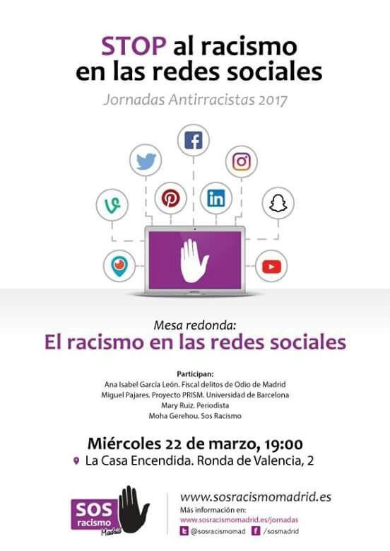Racismo en las redes sociales