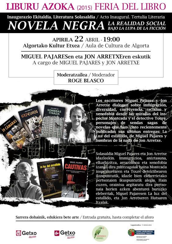 22 de abril. La luz del estallido en Getxo (Vizcaya)