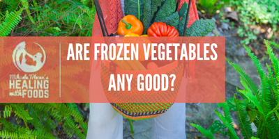 Frozen vegetables: are they healthy?