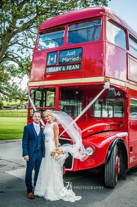 Real Bride Skipton North Yorkshire Fran Mark