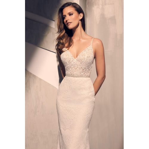 Medium Crop Of Lace Wedding Dress