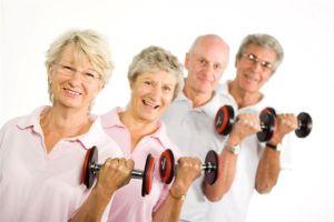 Fitness Training For Seniors