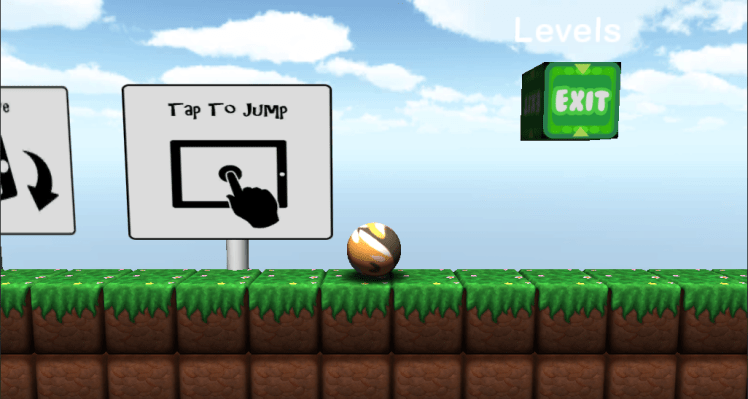 Mr Nibbles 3D – Skyboxes and Fake Shadows
