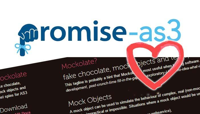 Making AS3 Promises and Mockolate Play Nice