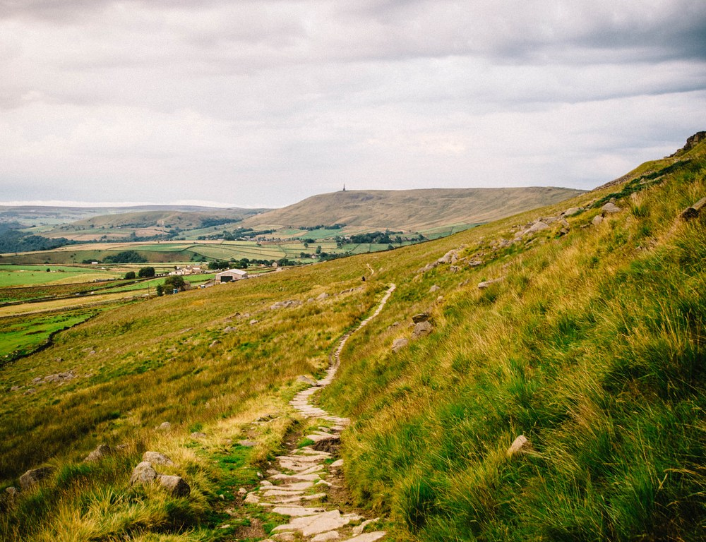 Peak District: The Southern Pennine Bridleway