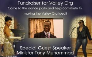 "Nation Of Islam Leader Now Fundraising for ""Ideal Orgs""…."