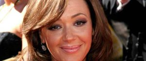 Leah Remini Has Left The Building